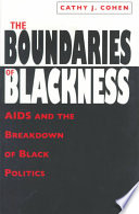 the boundaries of blackness
