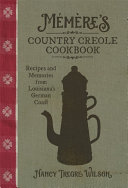 M M Re S Country Creole Cookbook