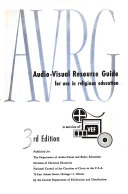 Audio visual Resource Guide for Use in Religious Education