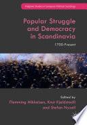 Popular Struggle and Democracy in Scandinavia