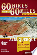 60 Hikes Within 60 Miles  Albuquerque