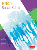 Higher National Certificate in Social Care Student Book