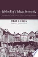 Building King S Beloved Community