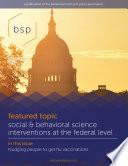 Behavioral Science   Policy