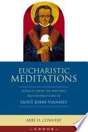 Eucharistic Meditations