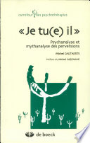 illustration «Je tu(e) il»