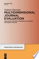 Multidimensional Journal Evaluation