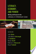 Literacy  Economy  and Power