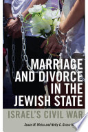 Marriage and Divorce in the Jewish State Book PDF