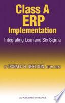 Class A ERP Implementation