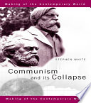Communism And Its Collapse : of eastern europe in the...