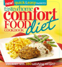 Taste of Home Comfort Food Diet Cookbook  New Quick   Easy Favorites