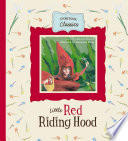 Little Red Riding Hood Meets A Wolf In The