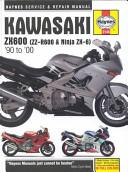 Kawasaki Zx600 Zz R600 Ninja Zx 6