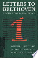 Letters To Beethoven And Other Correspondence 1824 1828
