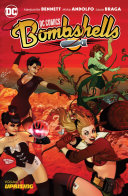 DC Comics  Bombshells Vol  3  Uprising