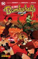 DC Comics  Bombshells Vol  3  Uprising