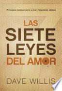 Las Siete Leyes Del Amor The Seven Laws Of Love