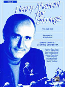 Henry Mancini For Strings Vol 1 Viola