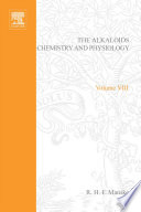 The Alkaloids  Chemistry and Physiology