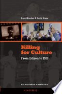 Killing For Culture : in private, images of death were made public...