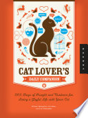 Cat Lover s Daily Companion
