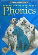 Modern Curriculum Press Phonics Level B