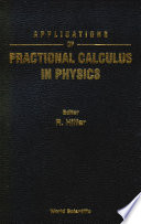 Applications of Fractional Calculus in Physics