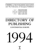 Directory of Publishing