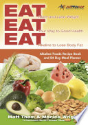 Eat Eat Eat Alkaline Recipe Book