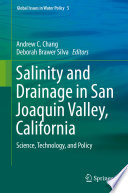 Salinity and Drainage in San Joaquin Valley, California