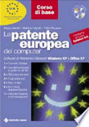 La patente europea del computer  Corso di base  Con CD ROM