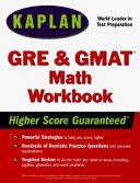 GRE GMAT Math Workbook