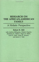 Research on the African-American family