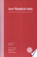 Grazer philosophische Studien, vol. 1-59, register index
