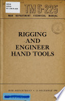 Rigging and Engineering Hand Tools