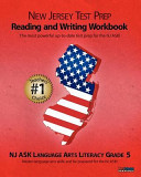 New Jersey Test Prep Grade 5 Reading and Writing Workbook