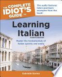 The Complete Idiot s Guide to Learning Italian  3rd Edition