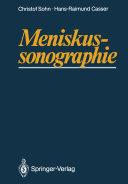 Meniskussonographie