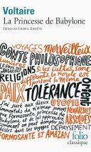 La Princesse de Babylone - Conte de Voltaire
