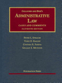 Gellhorn and Byse s Administrative Law