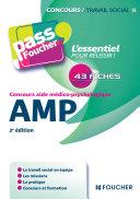 Pass Foucher   Concours aide m  dico psychologique AMP 2e   dition