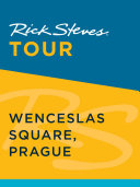 Rick Steves Tour  Wenceslas Square  Prague  Enhanced