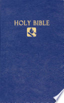 Book NRSV Pew Bible