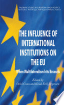 The Influence of International Institutions on the EU