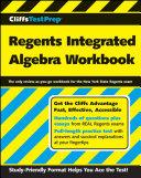 CliffsTestPrep Regents Integrated Algebra Workbook