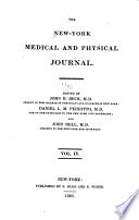 The New-York Medical And Physical Journal : ...
