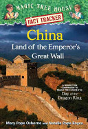 Magic Tree House Fact Tracker  31  China  Land of the Emperor s Great Wall