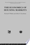 The Economics of Housing Markets