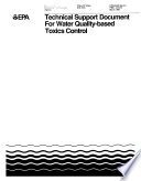 Technical support document for water qualitybased toxics control
